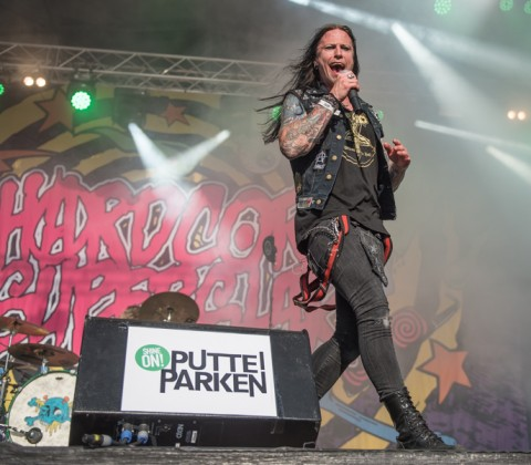 putte i parken 2015 hardcore superstar